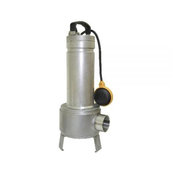 XV Series All Stainless Steel Submersible Vortex Sewage Pump - Submersible Drainage & Sewage Pump | Stairs Asia Pacific Pte Ltd